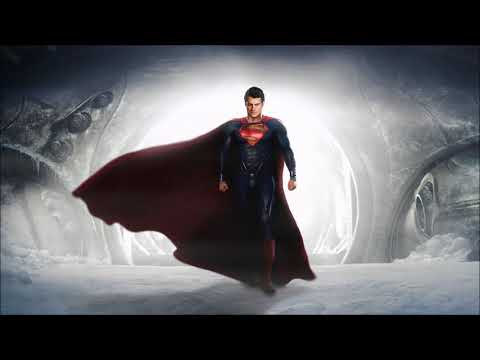 Superman theme  Justice League Soundtrack