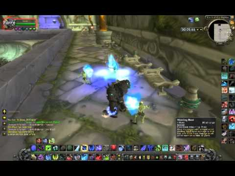 Fastest route to farm Eldreth Darters in Dire Maul in World of Warcraft - Fastest route to farm Eldreth Darters in Dire Maul in World of Warcraft