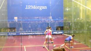 2014 Squash: Camille Serme vs Natalie Grinham