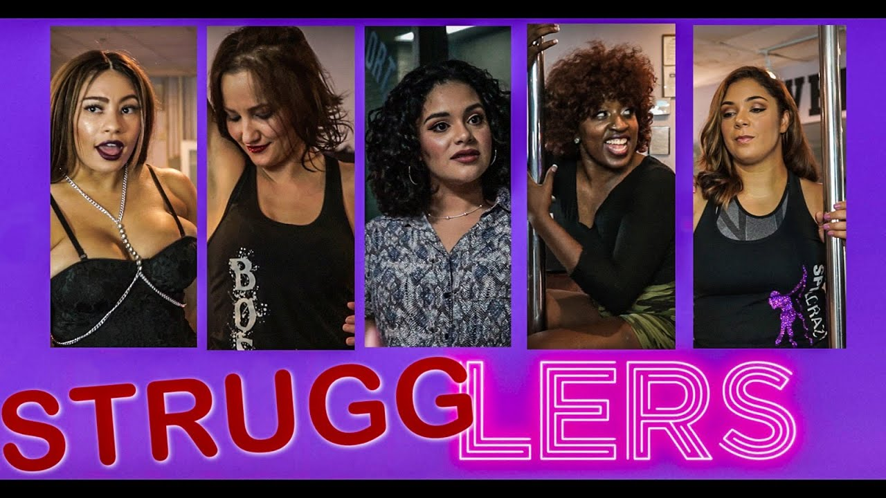 "Pole Dancers React to the Movie  ""HUSTLERS"" in a Parody called ""Strugglers"" 😂 WATCH NOW!"