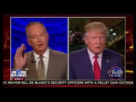 Donald Trump vs Bill O'Reilly!