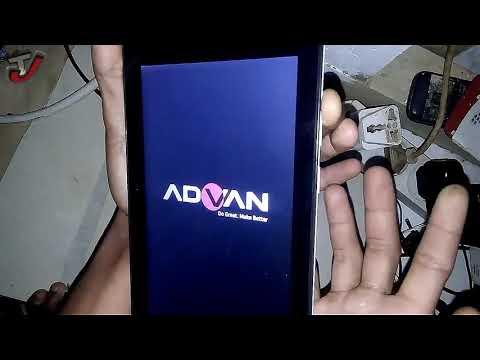 TAB ADVAN Error memulai Aplikasi Fix Solution.