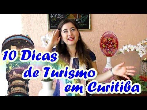 10 Dicas de Turismo em Curitiba