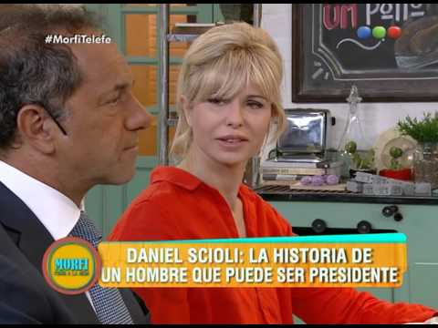 Entrevista a Daniel Scioli - Morfi