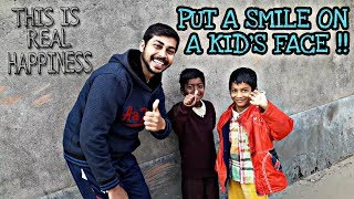 This is real Happiness || New magic trick with little friends || Reavealed : in hindi