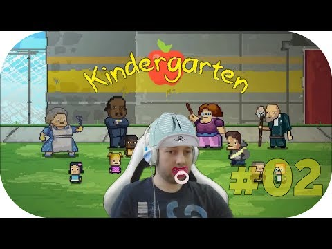 KINDERGARTEN | the Story repeats | Let's Play Kindergarten #02 German Gameplay
