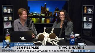 Atheist Experience 22.37 with Tracie Harris and Jen Peeples