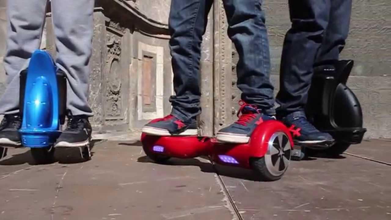 Neopatini nuevo patin electrico monociclo youtube - Silla de patin electrico ...