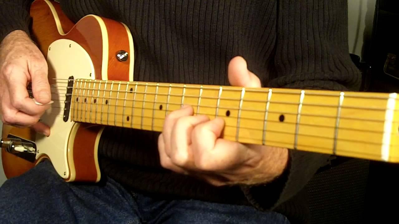 Gary Talley Chicken Pickin' Guitar Techniques