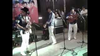 Contacto Norte - La Cumbia Del Indio En Nacozari De Garcia Sonora 11/Jul/2012 By LCNL