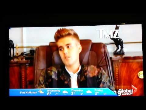 newscaster swears live on Global News Calgary
