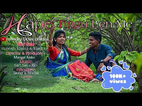 Santali Video Song - Hape Tengu Len Me