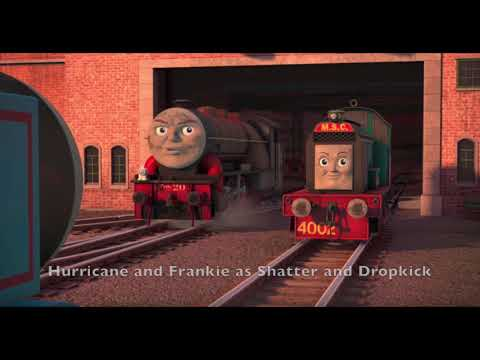 Thomas (Bumblebee) Cast Video