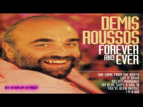 """FOREVER AND EVER"" (EXTENDED GOLD) •=•DEMIS ROUSSOS•=•HD"