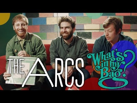 The Arcs - Whats In My Bag?