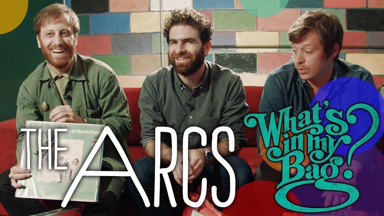 the-arcs-what-s-in-my-bag-amoeba