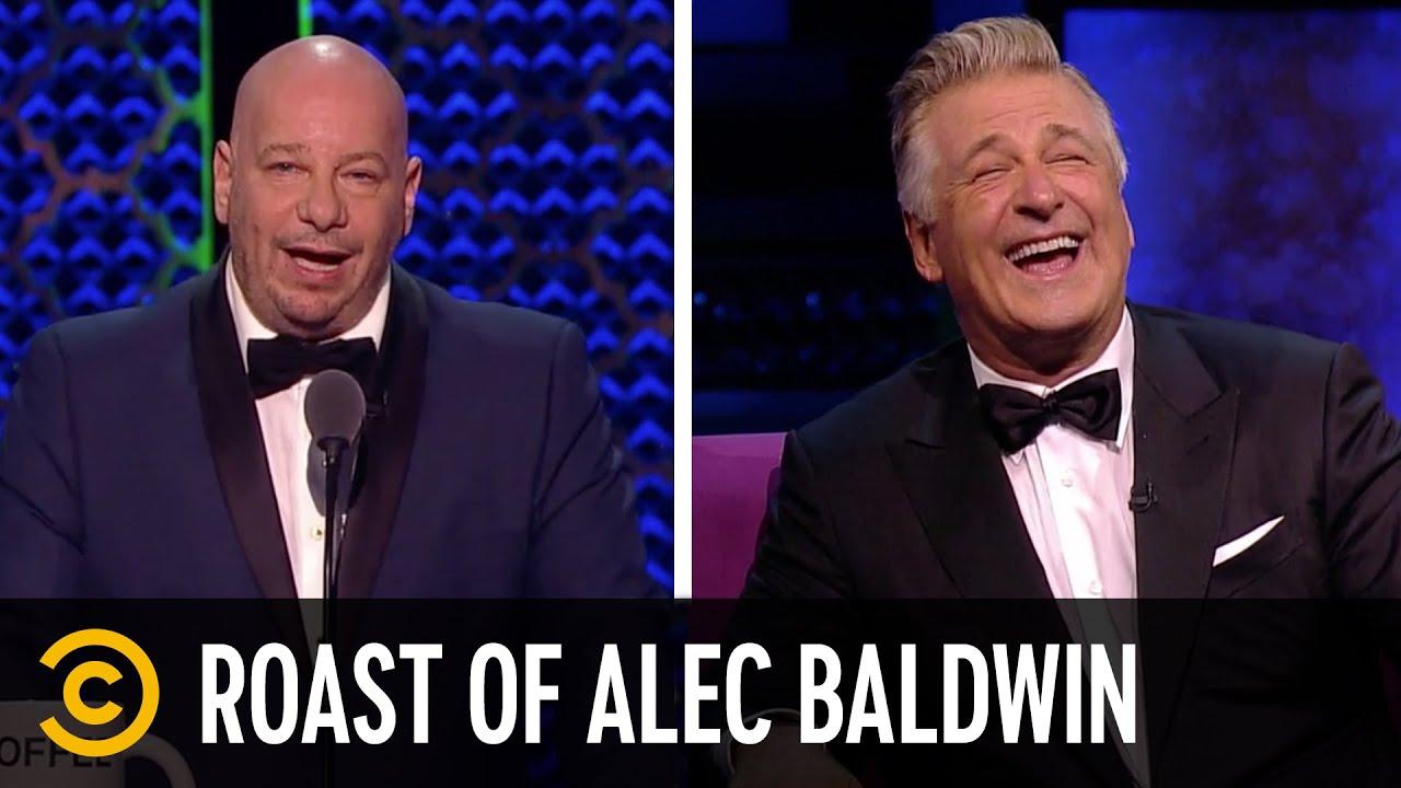 Jeff Ross Trashes Alec Baldwin's Filmography - Roast of Alec Baldwin