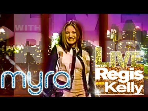 Myra: LIVE With Regis and Kelly (2002)