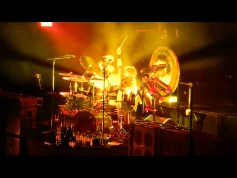 RAT SALAD (Supernaut/drum solo) & IRON MAN - Black Sabbath in Halifax April 3, 2014