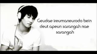 Jonghyun Cnblue My Love.mp3