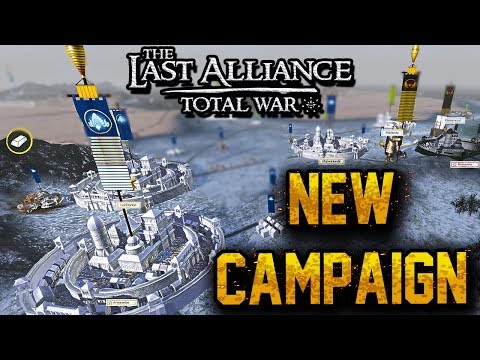 The Fall Of Númenor - New Lord Of The Rings Campaign - Total War The Last Alliance