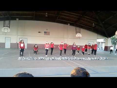 Dance and Cheer Suva Intermediate Performance Vlogmas day #21