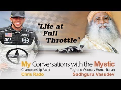 My conversations with the Mystic: Chris rado and Sadhguru- Part 2/2