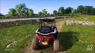 Forza Horizon 4 - Polaris RZR XP 1000 EPS 2015 - Open World Free Roam Gameplay (HD) [1080p60FPS]