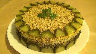 """Замечательный салат «Принц» / Wonderful salad """"Prince"""""""
