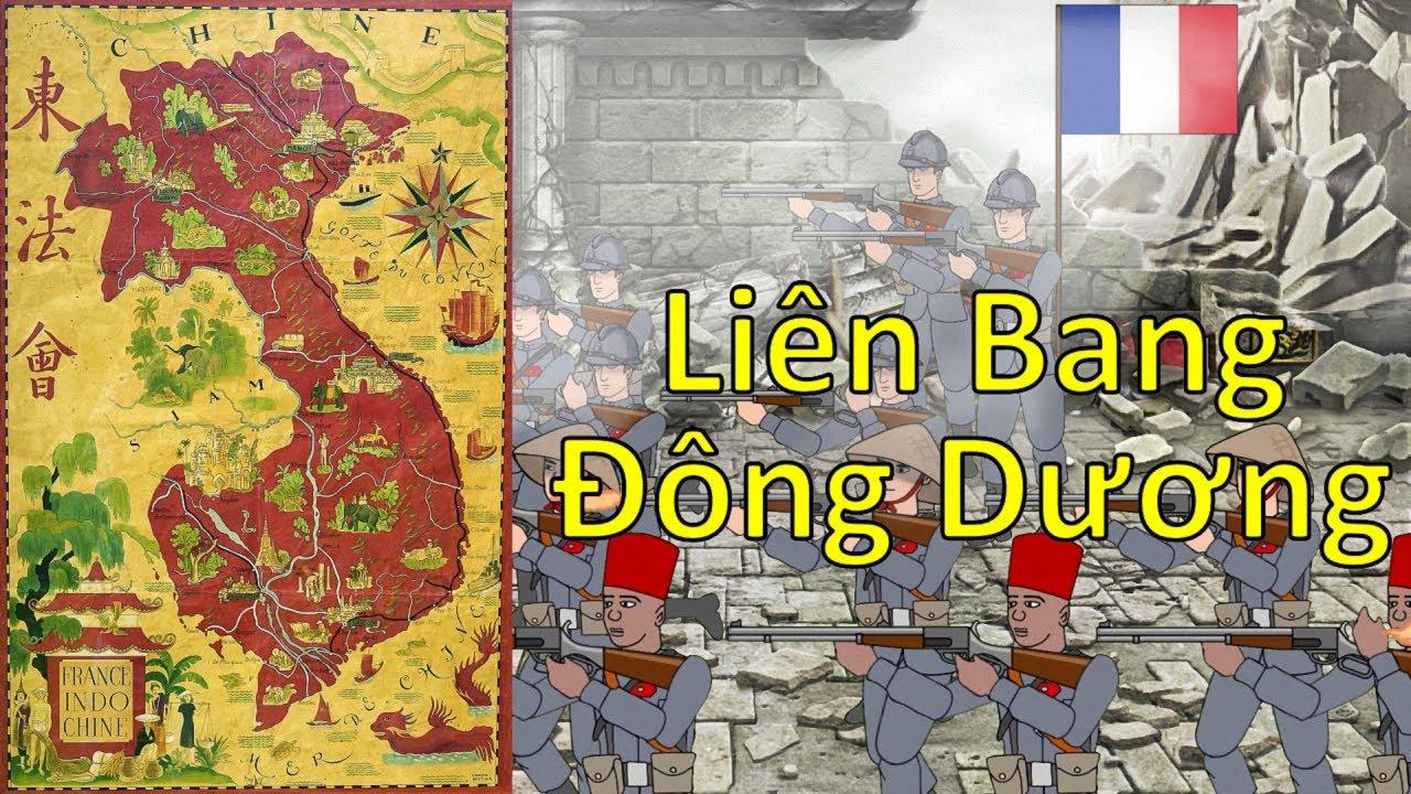Kỷ Thuộc Địa #1: Liên Bang Đông Dương / Pháp vs Đại Nam part 2