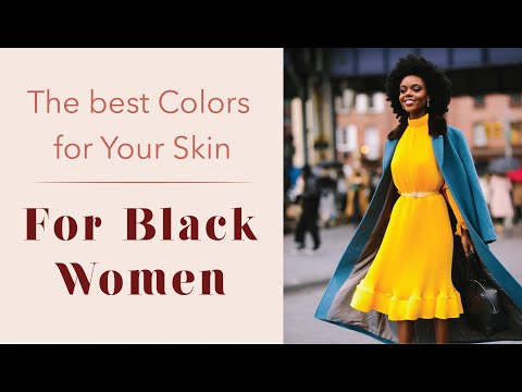 Skin Tones And Undertones Pt.1 | For Black Women