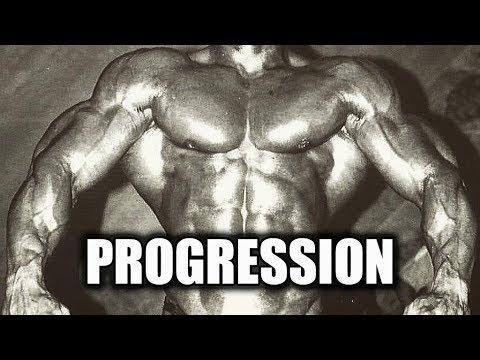 Progression beim Muskelaufbau Teil 1