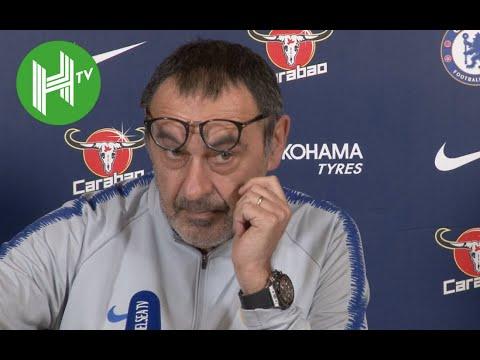 Maurizio Sarri: Chelsea must be more aggressive or we will lose again!