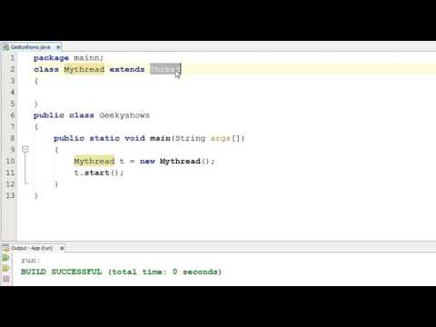 307.-not-overriding-run-method-in-java-programming-(hindi)