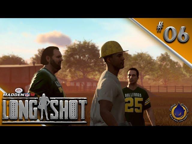AUSFLUG NACH DUBAI 🏈 Let's Play MADDEN NFL 18 LONGSHOT #06