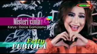 Gambar cover Misteri cinta - Fetty Febiola / karya Dorce Gamalama