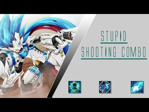 [ELSWORD] T.DEADLY CHASER STUPID SHOOTING COMBO