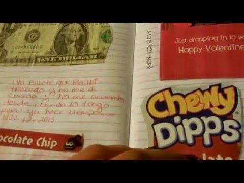 Journal Flip Through #2 (HD)