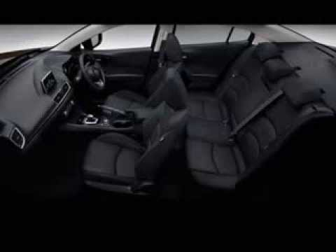 all new 2014 mazda 3 axela hybrid youtube. Black Bedroom Furniture Sets. Home Design Ideas