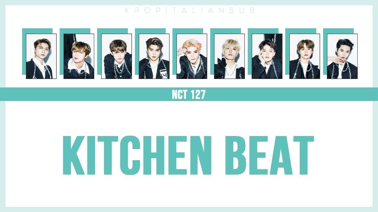 Sub ita jap rom nct 127 kitchen beat link in descrizione