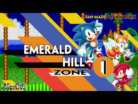 Emerald Hill Act 1 - Sonic Mania Remix