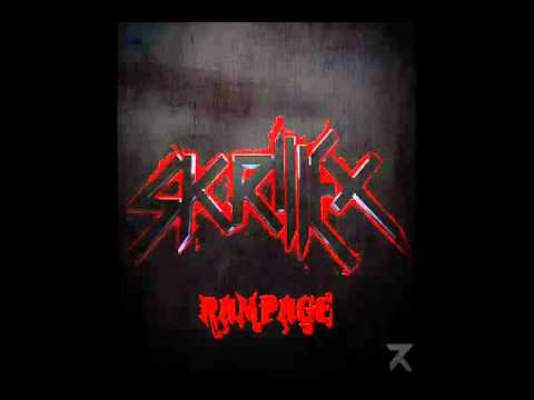 Skrillex - Rampage [HD]