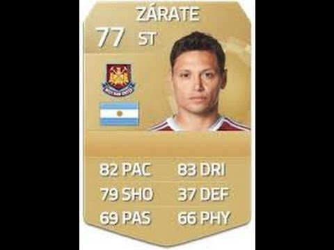 Mauro zarate fifa 18 fifa 98 road to the world cup indoor