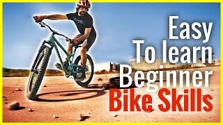 Video 6 Beginner Mountain Bike Skills That You Can Learn Anywhere! download MP3, 3GP, MP4, WEBM, AVI, FLV September 2018