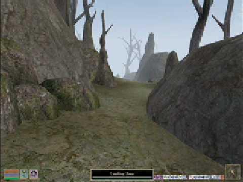 Morrowind: Finding the Mudcrab Merchant