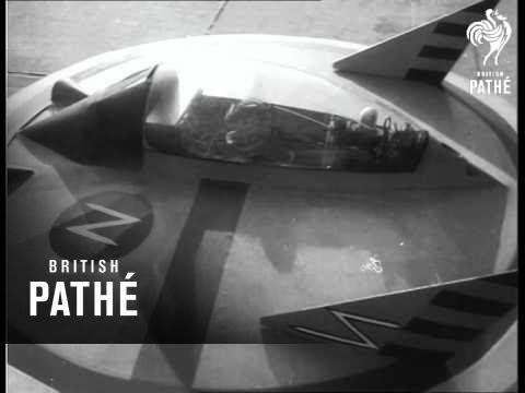 Air News – Flying Saucer Plane Aka Sport Plane (1953)