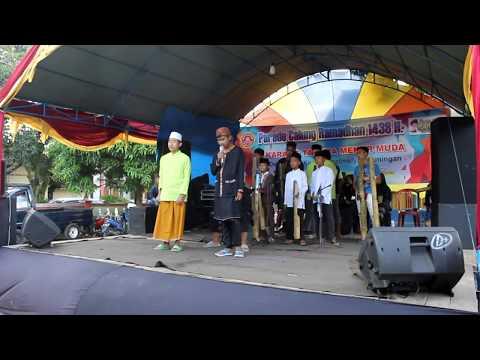 parade-angklung-desa-cilaja