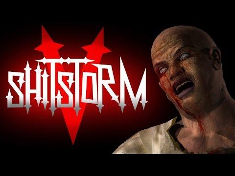 Shitstorm V: Shitsurrection - RESIDENT EVIL OUTBREAK
