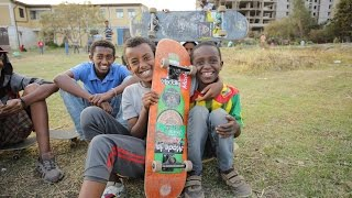 Ethiopia's First Skatepark Builds Community and Breaks Down Economic Barriers