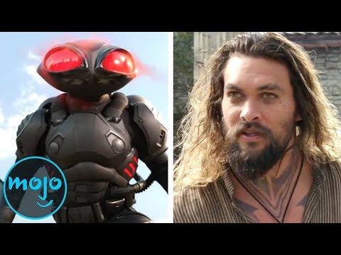 Top 10 Aquaman (2018) Moments
